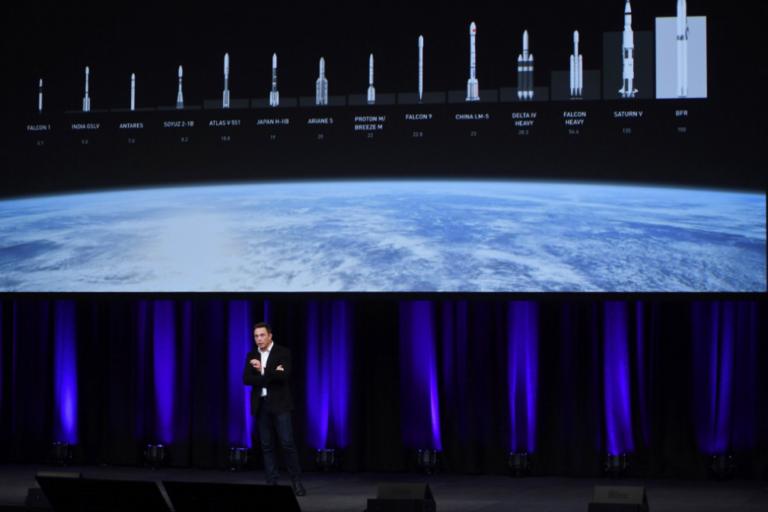 ракеты Илона Маска