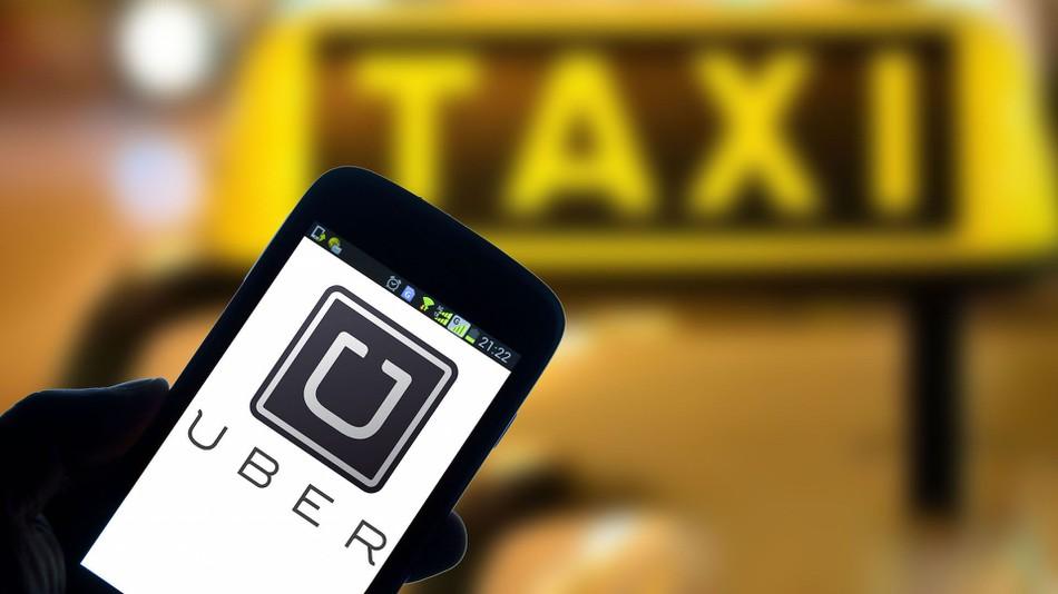 заказ такси убер через приложение