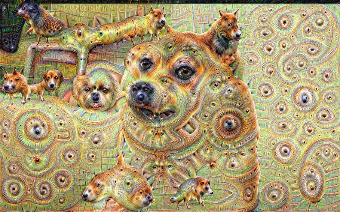 искусственный интеллект создал галлюцинацию
