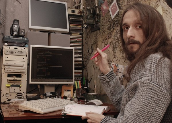 хакер Крис Касперский