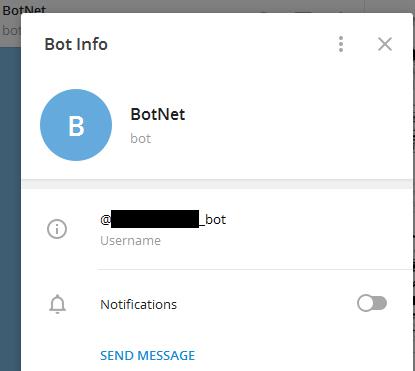 бот телеграм перехватывает управление компьютером